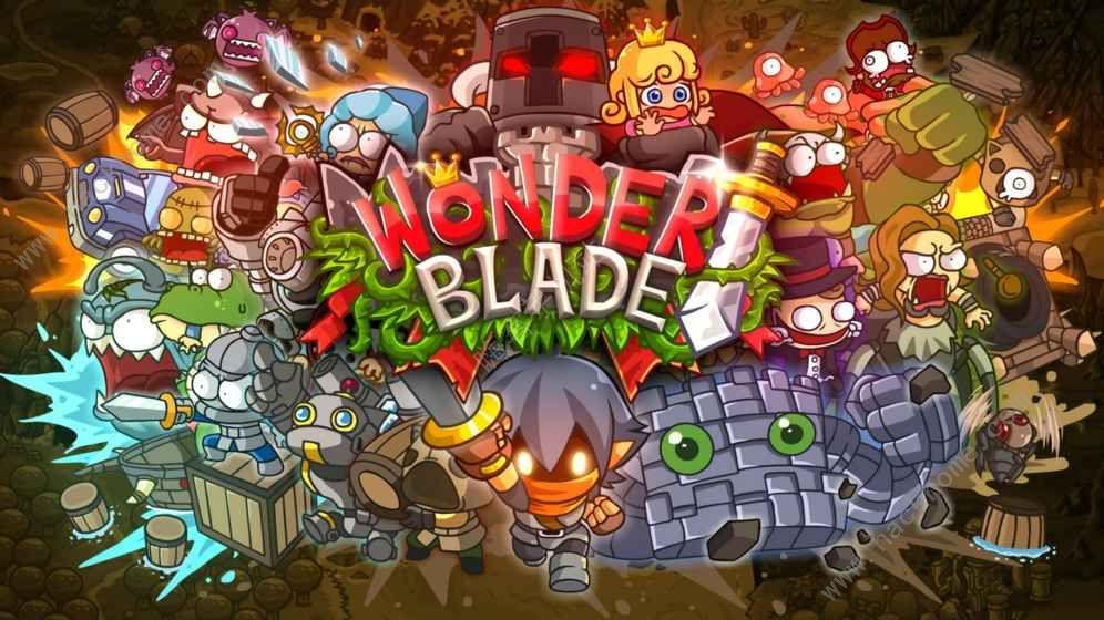 Wonder Blade攻略大全 全关卡通关心得汇总[多图]图片1