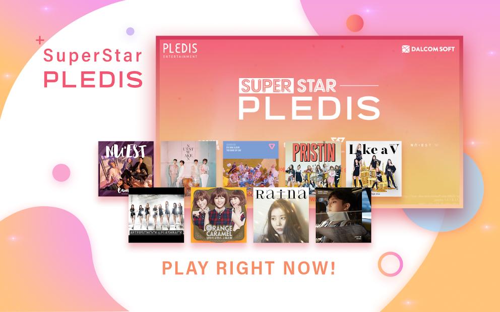 SuperStar PLEDIS游戏官网中文安卓版下载图3: