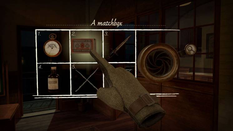 迷室黑暗事物官方中文版游戏(The Room VR A Dark Matter)图2: