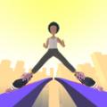 天空轮滑游戏最新安卓版 v1.0