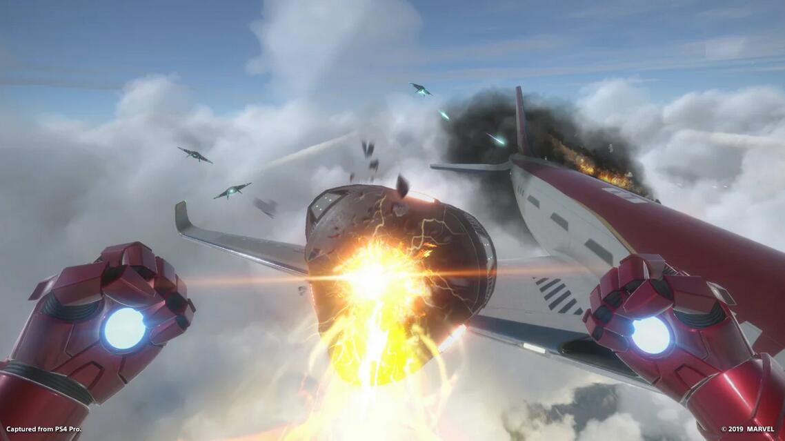 漫威钢铁侠VR游戏官网正式版图3: