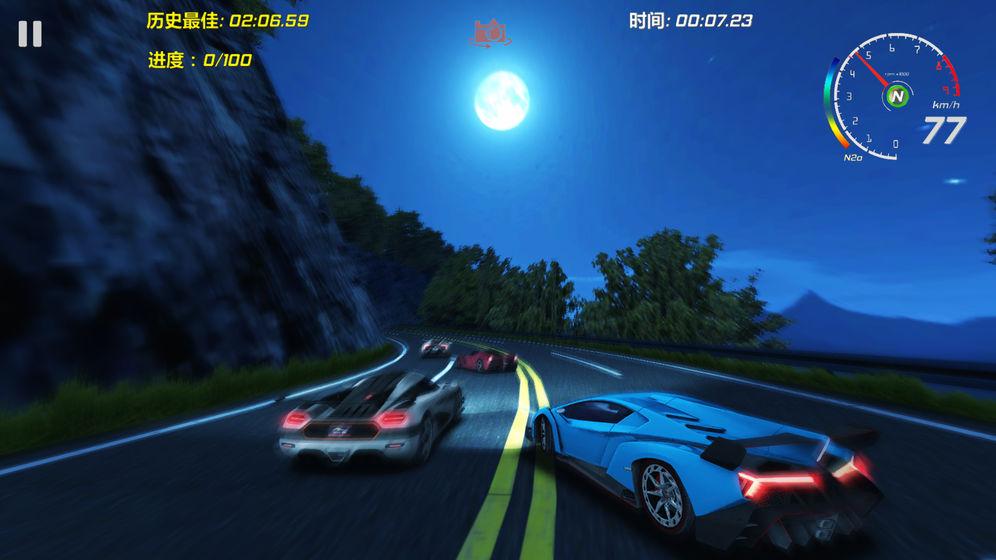 夺冠赛车手安卓版官方游戏图2: