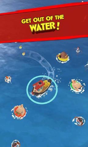 鲨鱼大作战游戏iOS版图4: