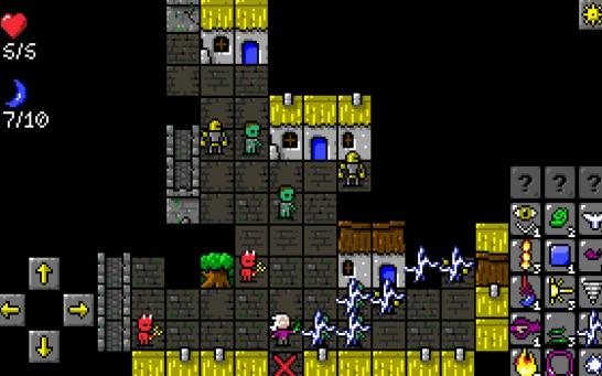 战斗法师阿达瑞克斯游戏最新安卓版下载图1: