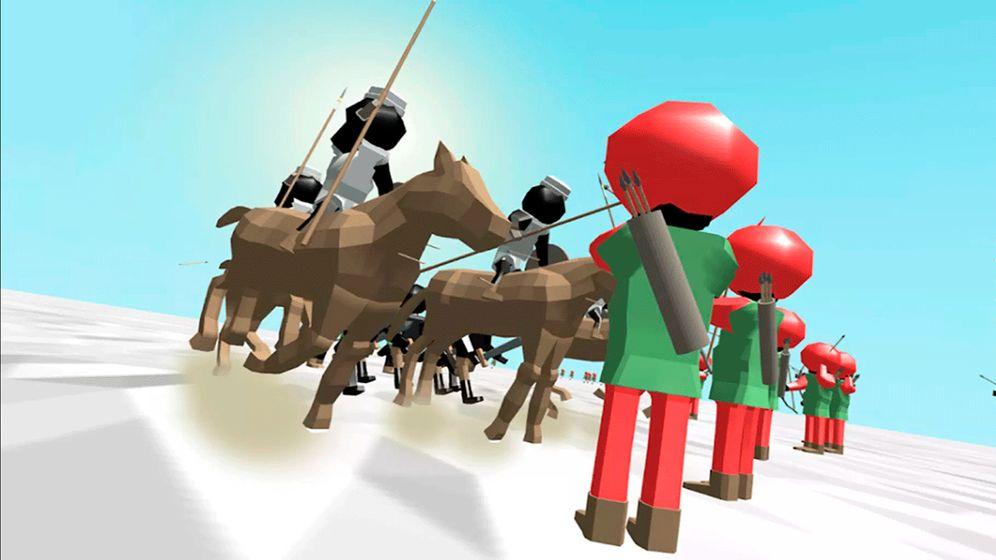 火柴人战场模拟器游戏安卓最新版下载图2: