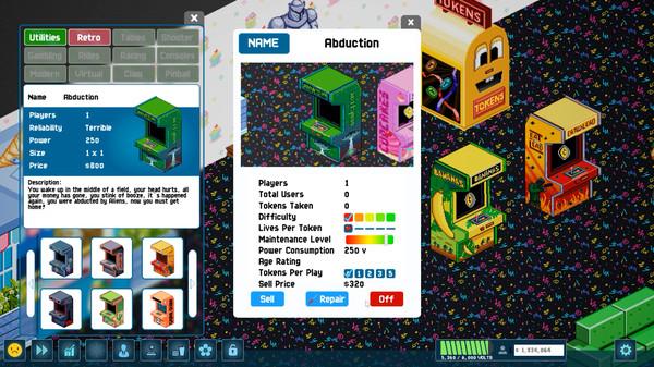 游戏厅大亨无限金币免费完整版(Arcade Tycoon)图片1