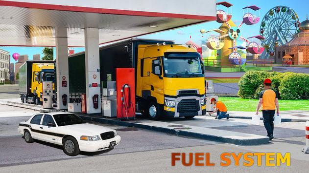 丝绸之路卡车模拟器中文版游戏下载(Silk Road Truck Simulator)图2: