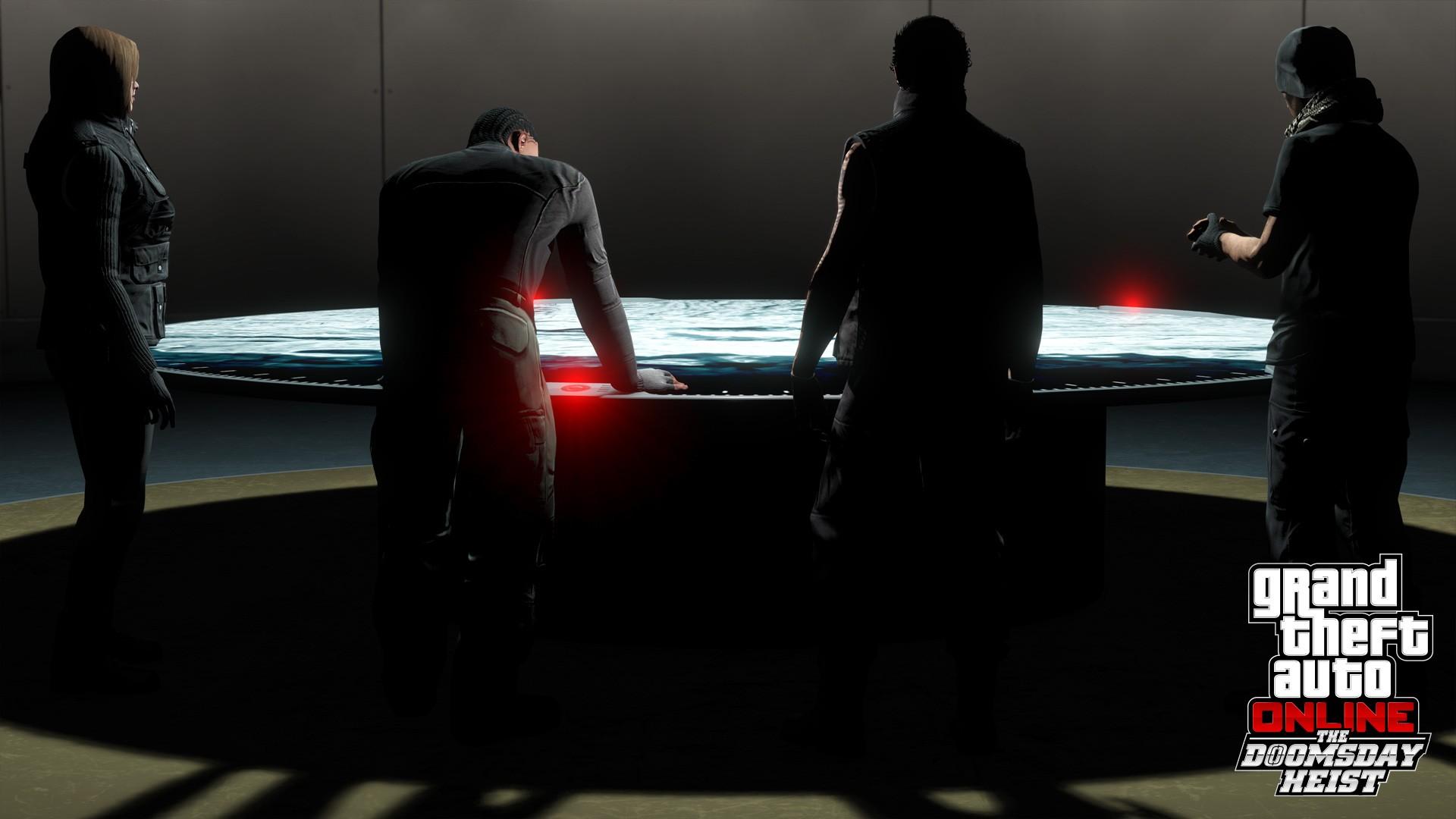 GTA5OL佩里科岛抢劫任务DLC最新版下载图2: