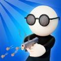 K探员慢动作射击游戏