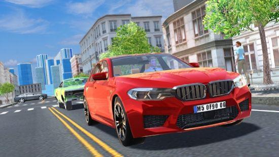 宝马真实驾驶模拟游戏官方最新版图3: