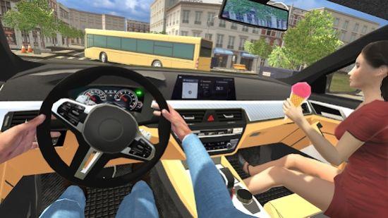 宝马真实驾驶模拟游戏官方最新版图1: