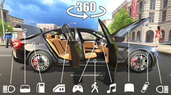 宝马真实驾驶模拟游戏官方最新版图片1