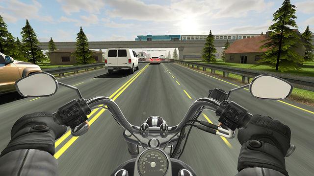 traffic rider2020中文安卓破解版图片2