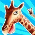 搞笑鹿模拟器游戏
