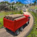 卡车山地运输驾驶游戏