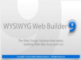 网页生成工具 WYSIWYG Web Builder 官方破解版 V9.4.3 绿色版