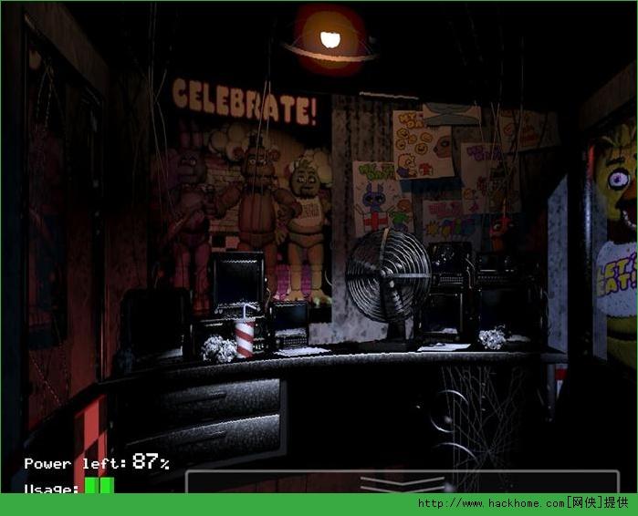 玩具熊的五夜后宫3DM免安装破解硬盘版(Five Nights at Freddys)图2:
