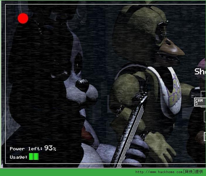 玩具熊的五夜后宫3DM免安装破解硬盘版(Five Nights at Freddys)图4: